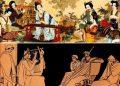 Thực hiện so sánh chế độ phong kiến phương Đông và phương Tây - Những điểm giống và khác nhau